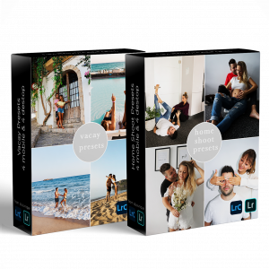 vacay & home shoot Preset bundle